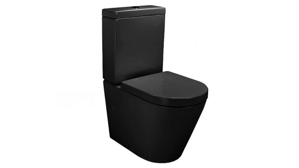 FELINO ZERO BTW TOILET - MATT BLACK by Harvey Norman, a Toilets & Bidets for sale on Style Sourcebook