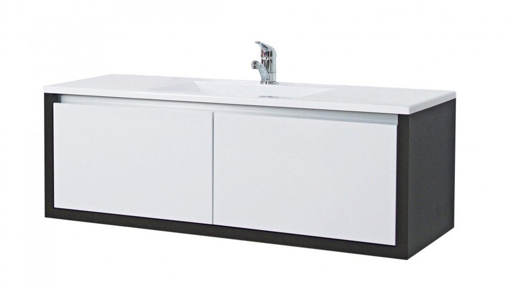 TIMBERLINE LONDON 1200 WALL HUNG VANITY by Harvey Norman, a Vanities for sale on Style Sourcebook