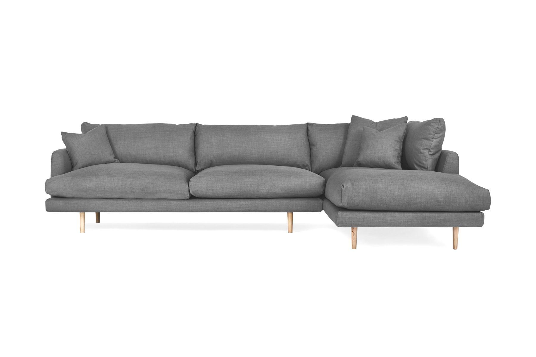 Hampton corner Sofa by Lounge Lovers, a Sofas for sale on Style Sourcebook