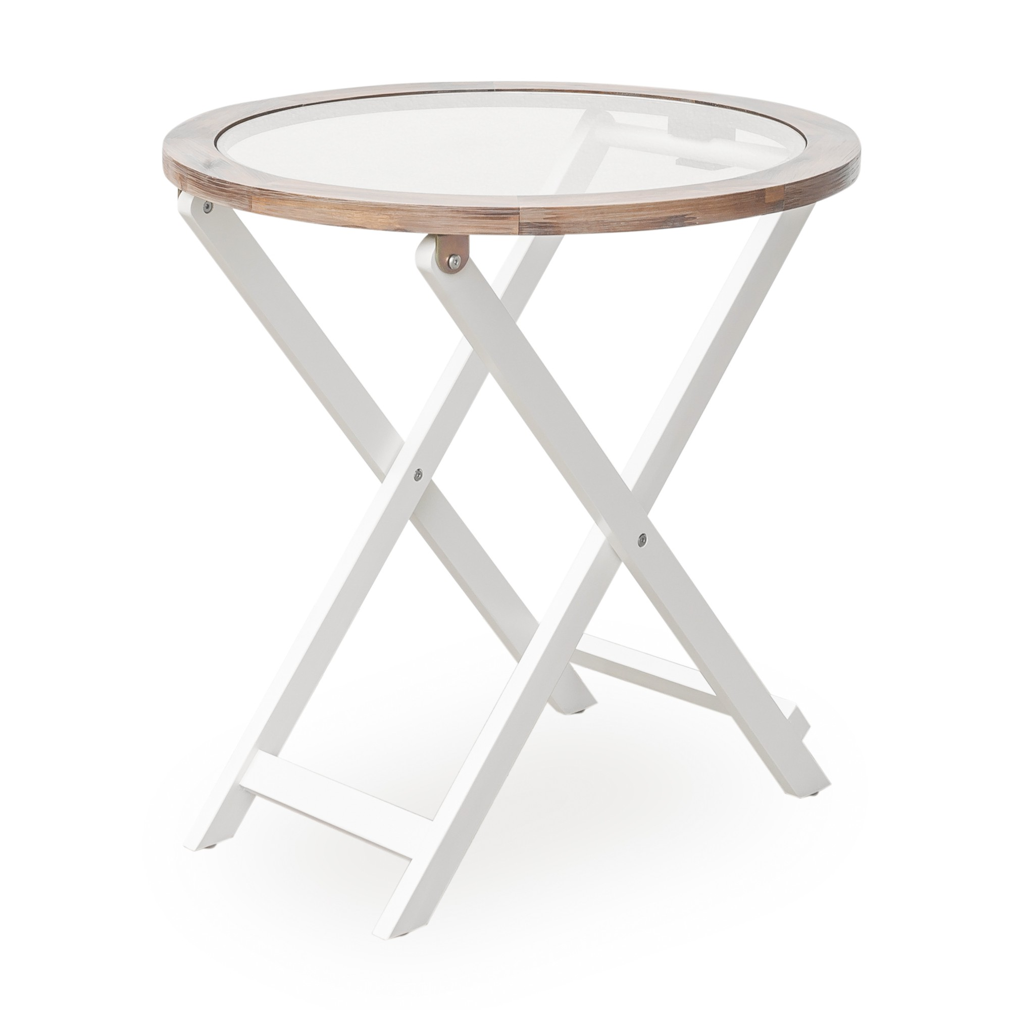 Palm Harbour Round Table by OneWorld Collection, a Side Table for sale on Style Sourcebook