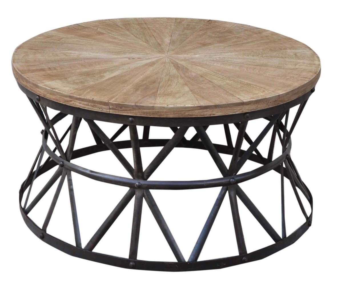 Cast Iron Round Coffee Table by Phil Bee Interiors, a Coffee Table for sale on Style Sourcebook