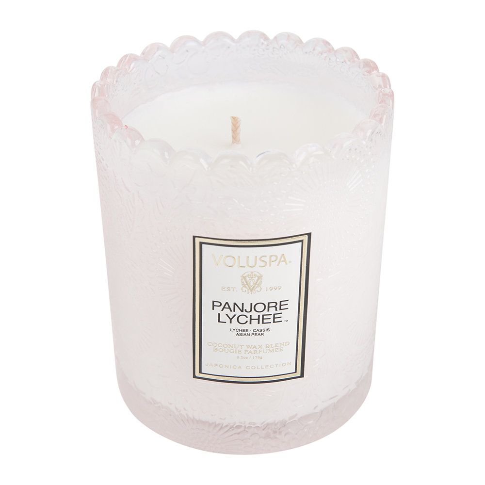 Voluspa - Japonica Limited Edition Candle - Panjore Lychee - 175g by Voluspa, a Candles for sale on Style Sourcebook