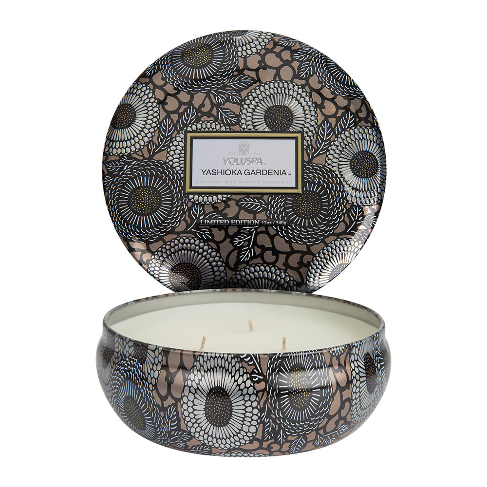Voluspa - Japonica Limited Edition Candle - Yashioka Gardenia - 340g by Voluspa, a Candles for sale on Style Sourcebook