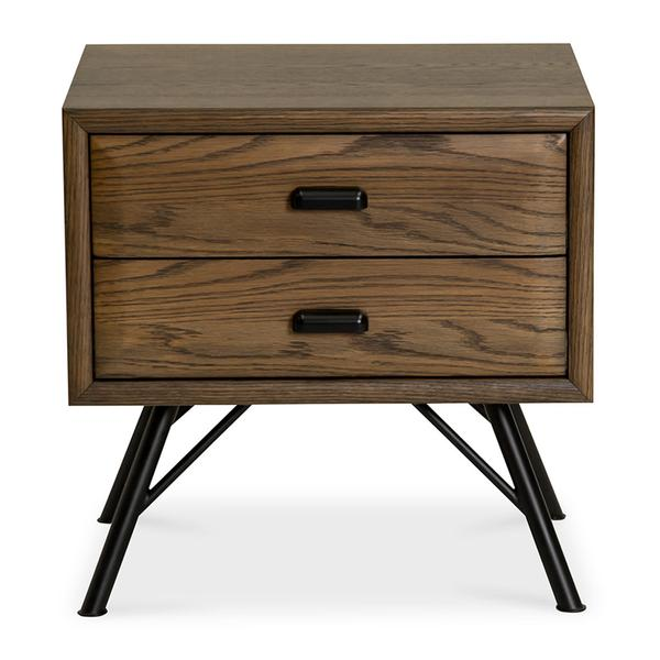 FINN 2 DRAWER BEDSIDE TABLE by The Design Edit, a Bedside Tables for sale on Style Sourcebook