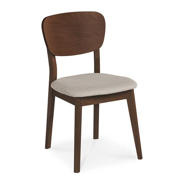 LOGAN DINING CHAIR - SET OF 2 by The Design Edit, a Dining Chairs for sale on Style Sourcebook