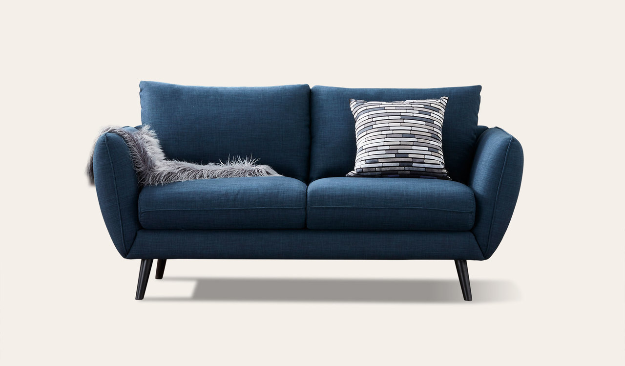Olivia 2 Seater Sofa by Focus On Furniture, a Sofas for sale on Style Sourcebook
