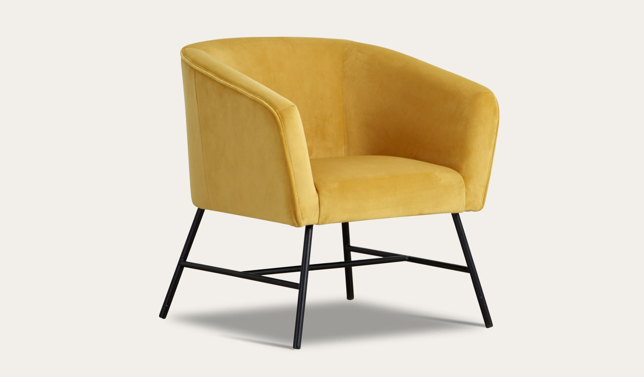 Omari Armchair by Focus On Furniture, a Chairs for sale on Style Sourcebook