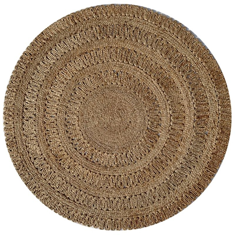 Anna II Rug 160cm by Oz Design Furniture, a Jute Rugs for sale on Style Sourcebook