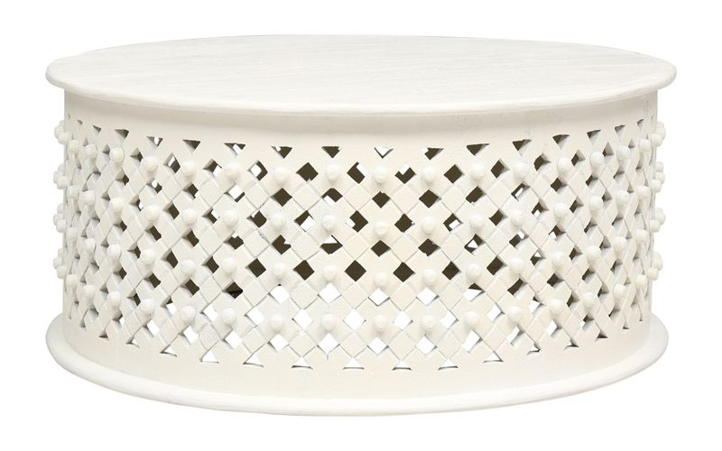 Bornova Coffee table in white by Oz Design Furniture, a Coffee Table for sale on Style Sourcebook