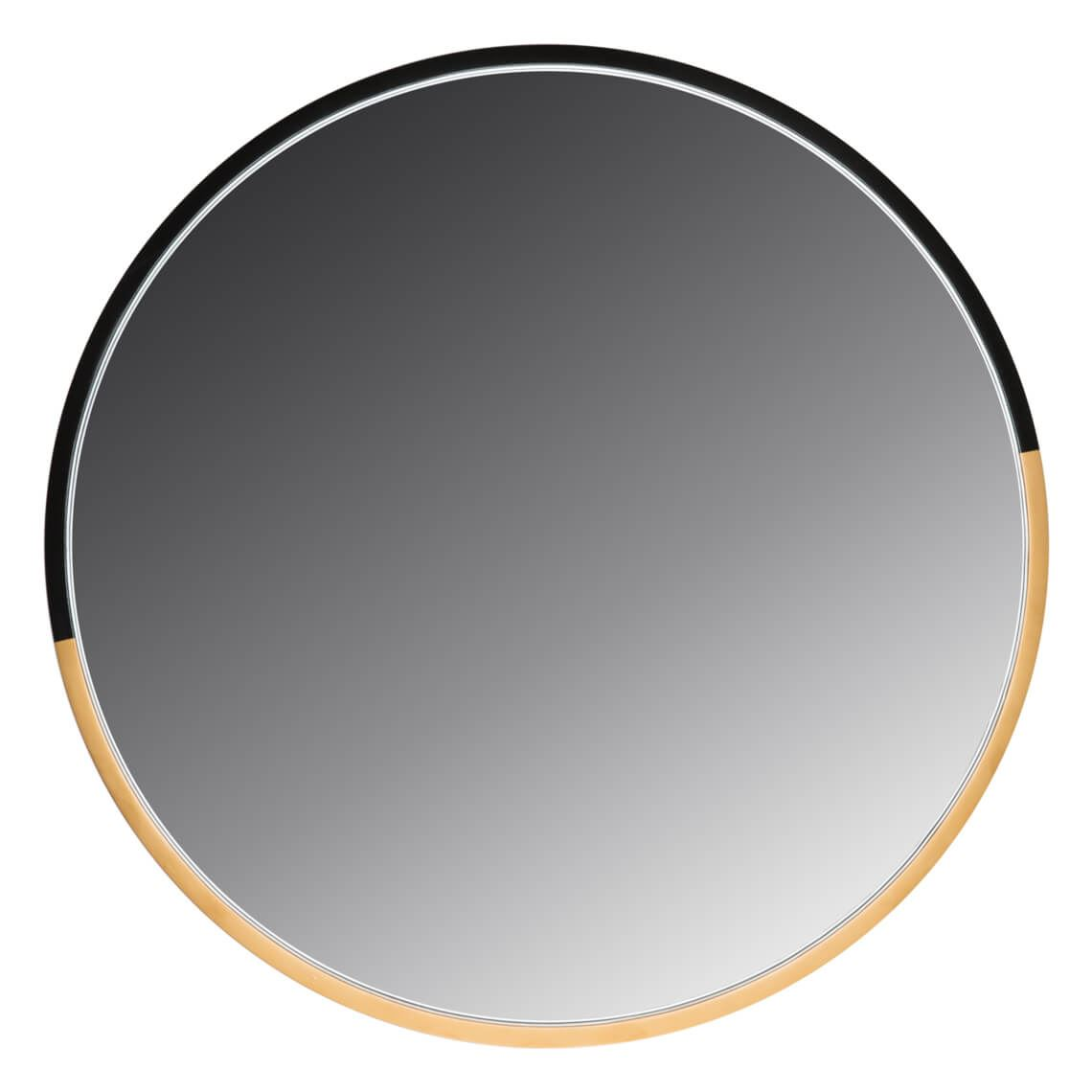Vale Round Mirror Size W 90cm x D 2cm x H 90cm Iron/Mirrored Glass Freedom by Freedom, a Mirrors for sale on Style Sourcebook
