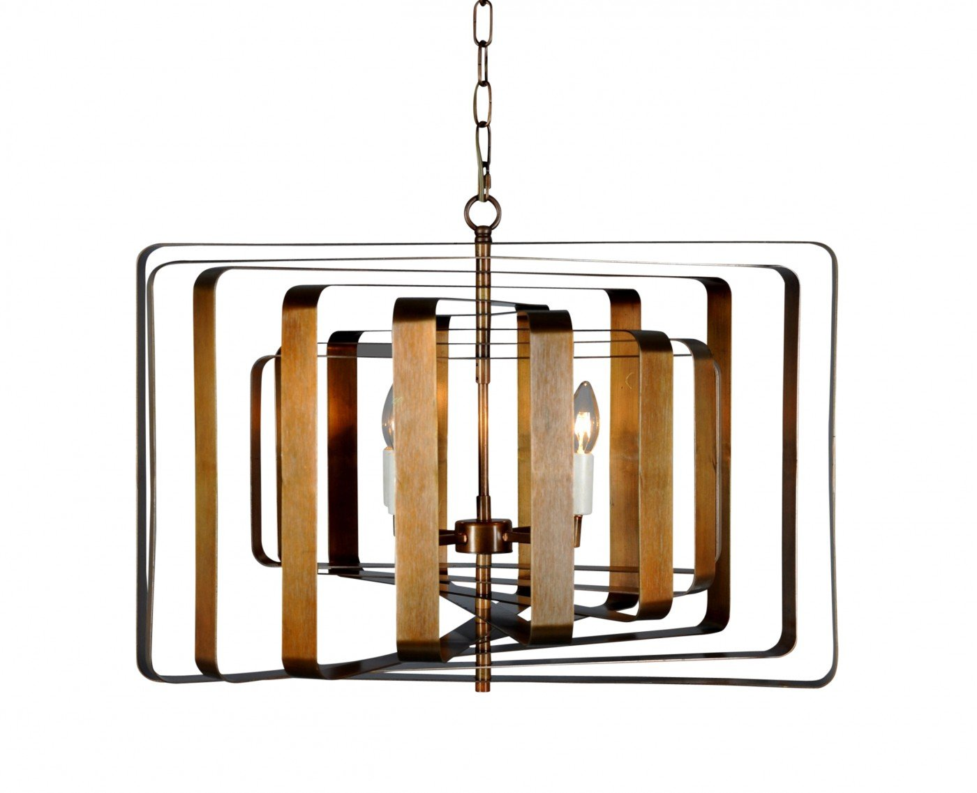 Bronte Pendant Light Brass by Emac & Lawton, a Pendant Lighting for sale on Style Sourcebook