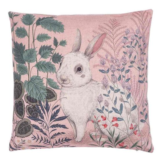 Cervino Rabbit Cushion 45x45CM by Early Settler, a Cushions, Decorative Pillows for sale on Style Sourcebook