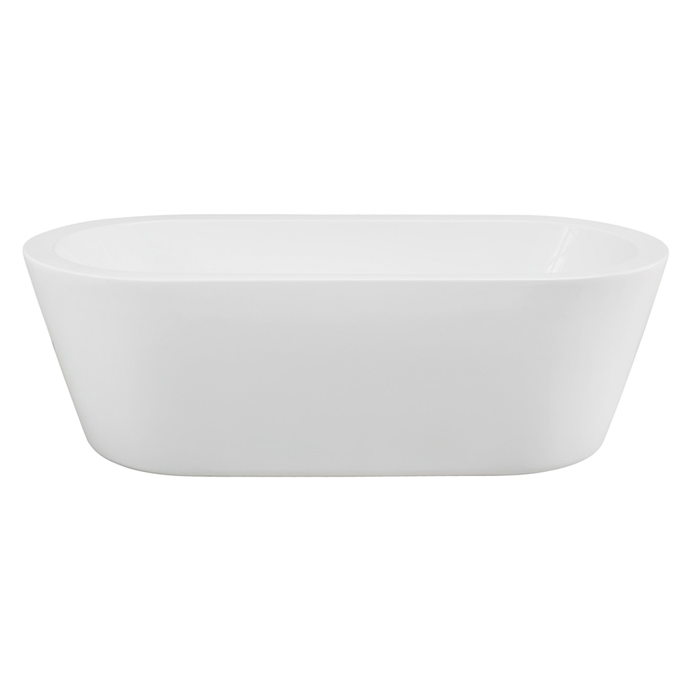 Como Freestanding Bath 1800mm White by Early Settler, a Bathtubs for sale on Style Sourcebook