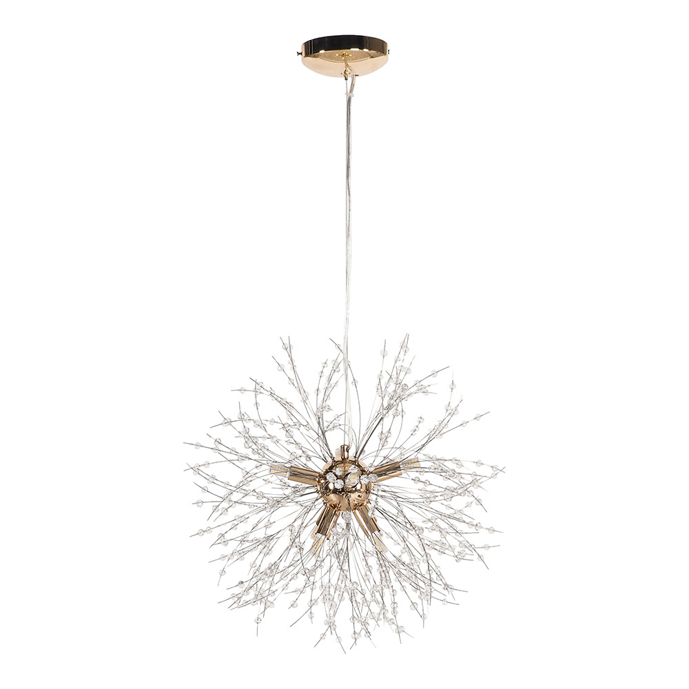 Cosmos Pendant Matte/Rose Gold by Early Settler, a Pendant Lighting for sale on Style Sourcebook