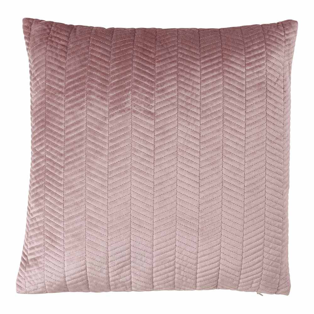 Cuscino Chevron Pink Cushion 45X45Cm by Early Settler, a Cushions, Decorative Pillows for sale on Style Sourcebook