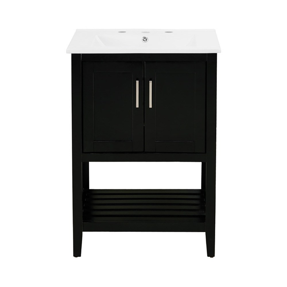 Harmony Vanity Black 610mm by Early Settler, a Vanities for sale on Style Sourcebook
