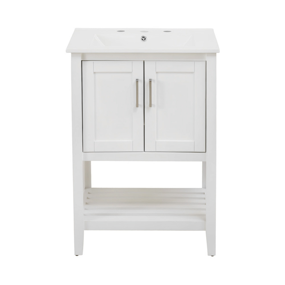 Harmony Vanity White 610mm by Early Settler, a Vanities for sale on Style Sourcebook