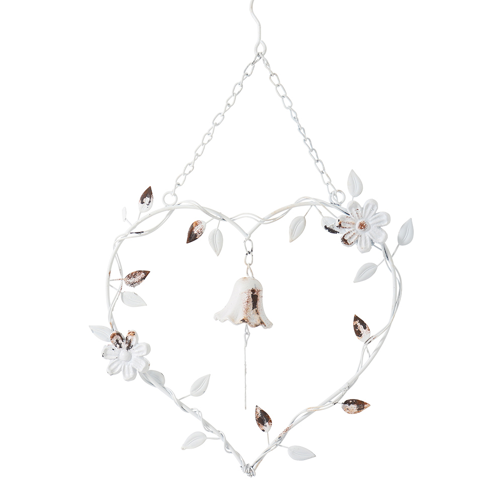 Heart Bell 36x6x48Cm by Early Settler, a Wall Hangings & Decor for sale on Style Sourcebook
