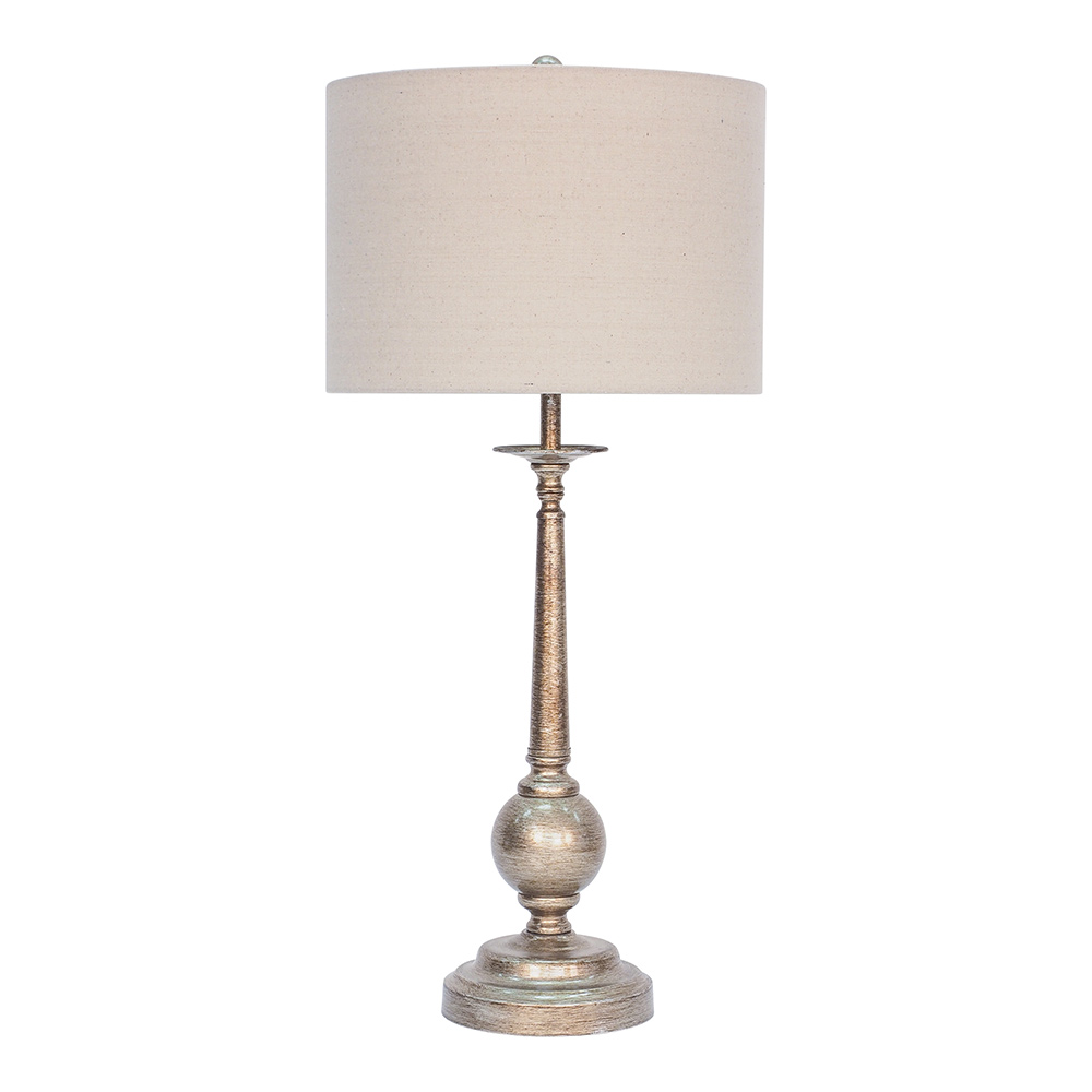 Lugo Candlestick Table Lamp 74cm by Early Settler, a Table & Bedside Lamps for sale on Style Sourcebook