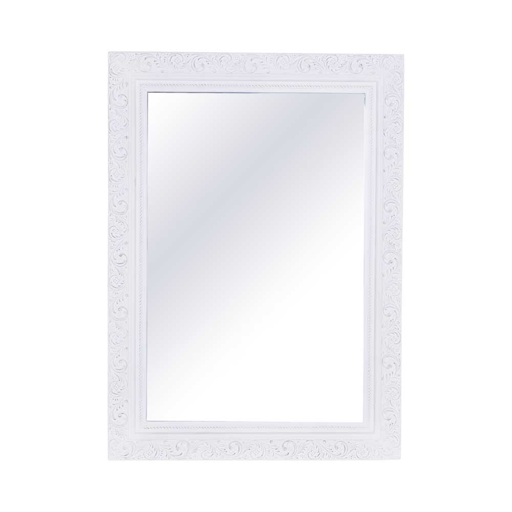 Rebecca Mirror Antique White 78x108 Cm by Early Settler, a Mirrors for sale on Style Sourcebook