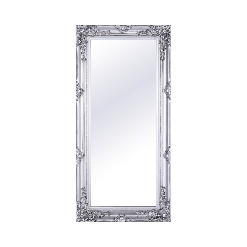 Sai Mirror Antique Silver 84x174Cm by Early Settler, a Mirrors for sale on Style Sourcebook