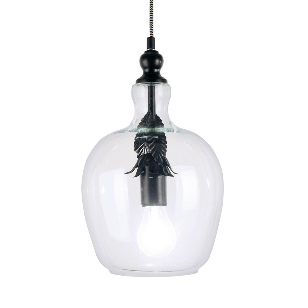 Marbella Dome Flower Glass Pendant by Early Settler, a Pendant Lighting for sale on Style Sourcebook