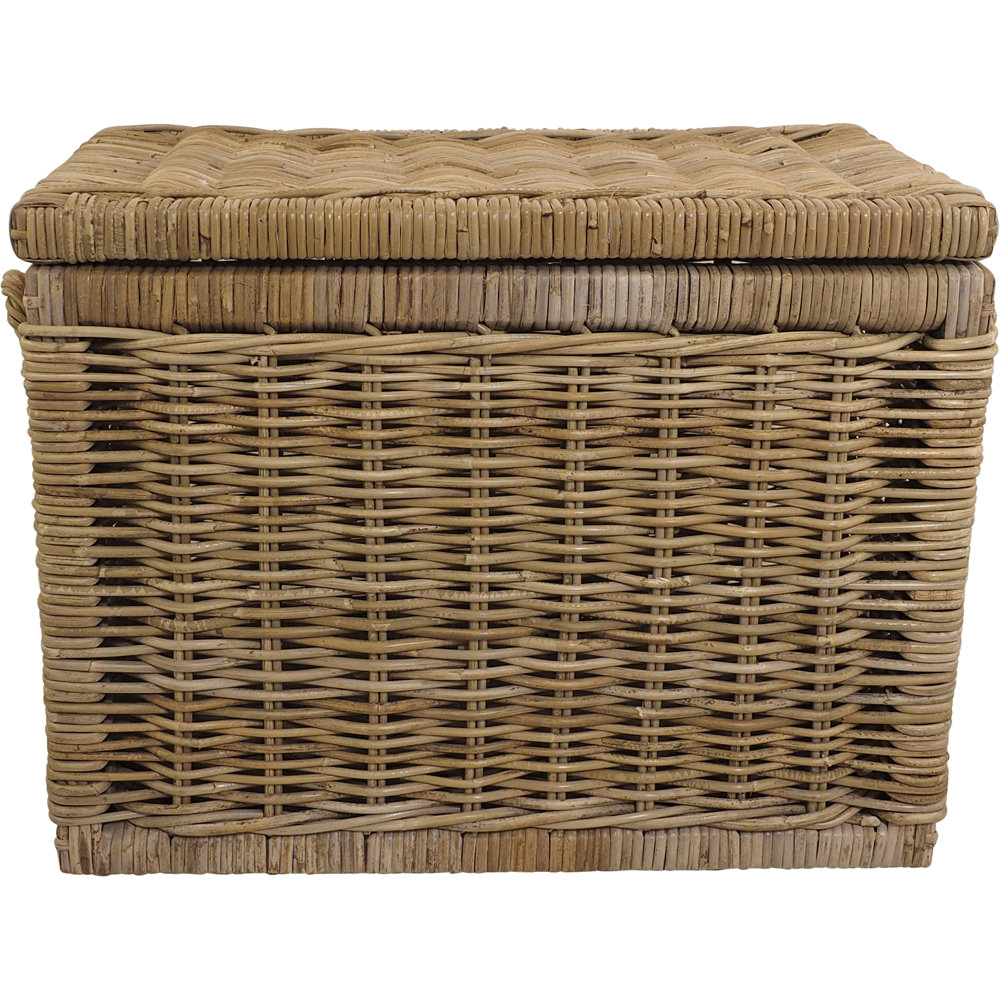 Martinique Blanket Box Medium 65x35x47cm by Early Settler, a Baskets & Boxes for sale on Style Sourcebook