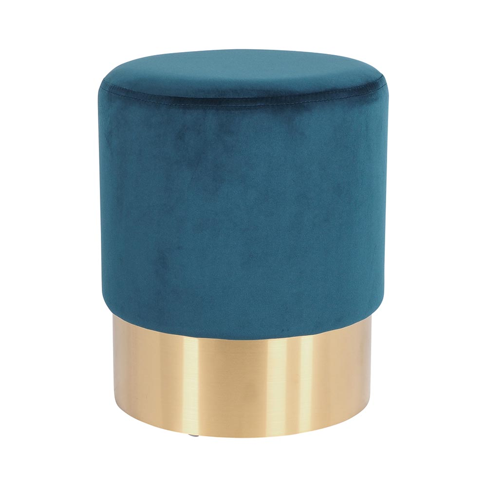 Mod Stool Launga Teal by Early Settler, a Stools for sale on Style Sourcebook
