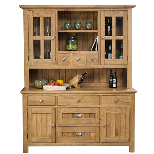 Orchard Oak Buffet & Hutch 1700x570x2130mm by Early Settler, a Cabinetry for sale on Style Sourcebook