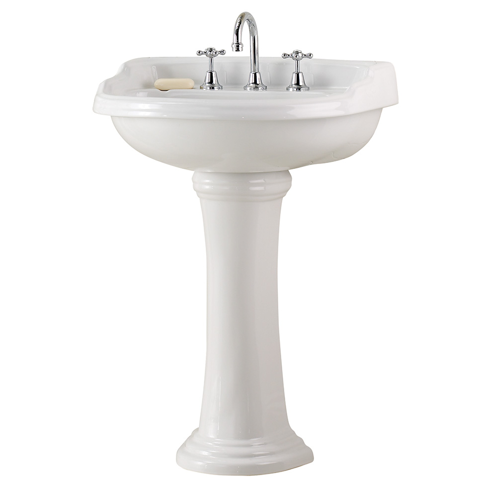 Stratford Pedestal Basin by Early Settler, a Basins for sale on Style Sourcebook