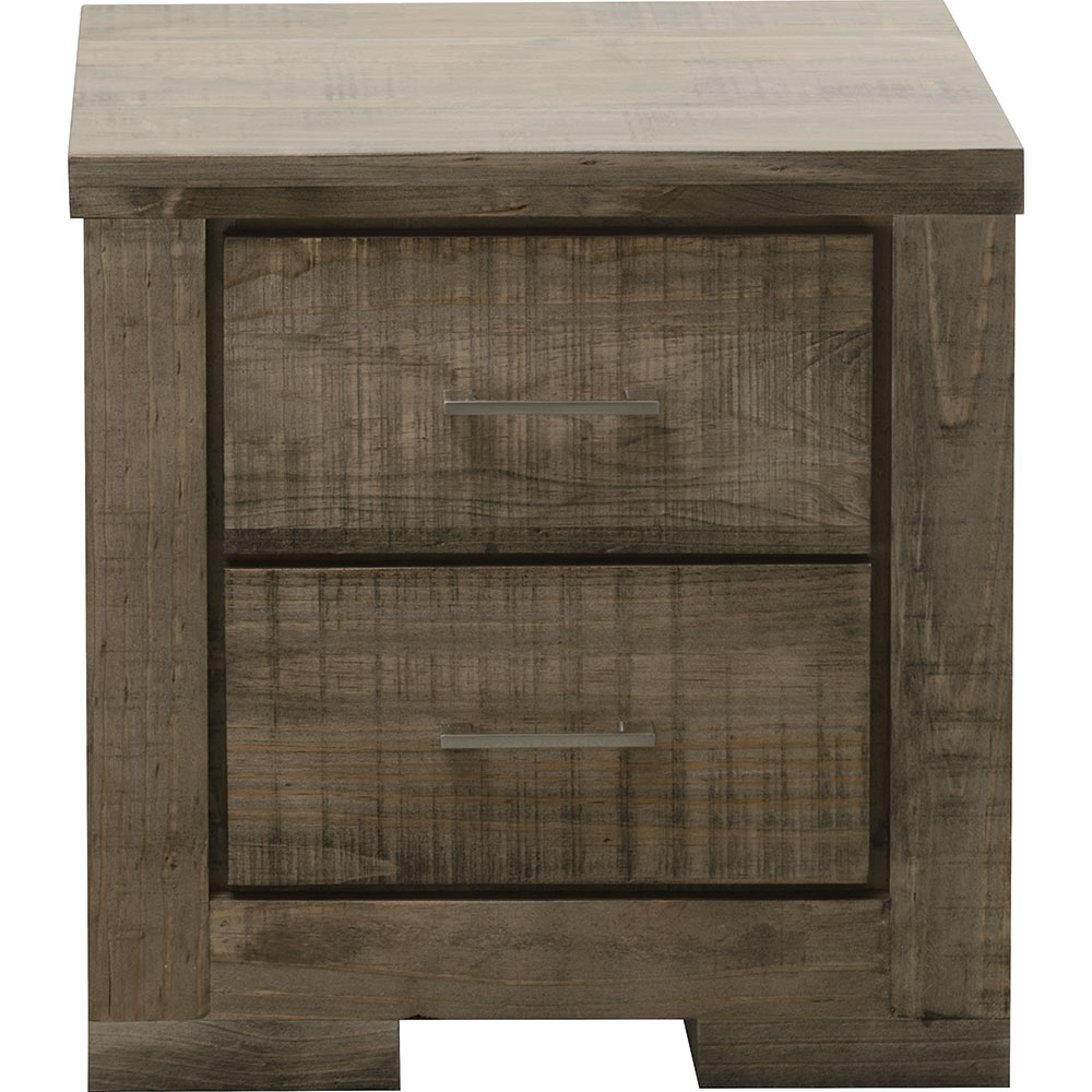 Trentham 2 Drawer Bedside by Early Settler, a Bedside Tables for sale on Style Sourcebook