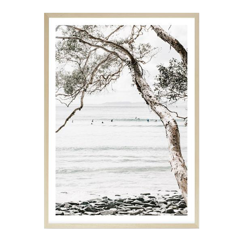 Tea Tree Bay I Photo Art Print by The Print Emporium, a Prints for sale on Style Sourcebook