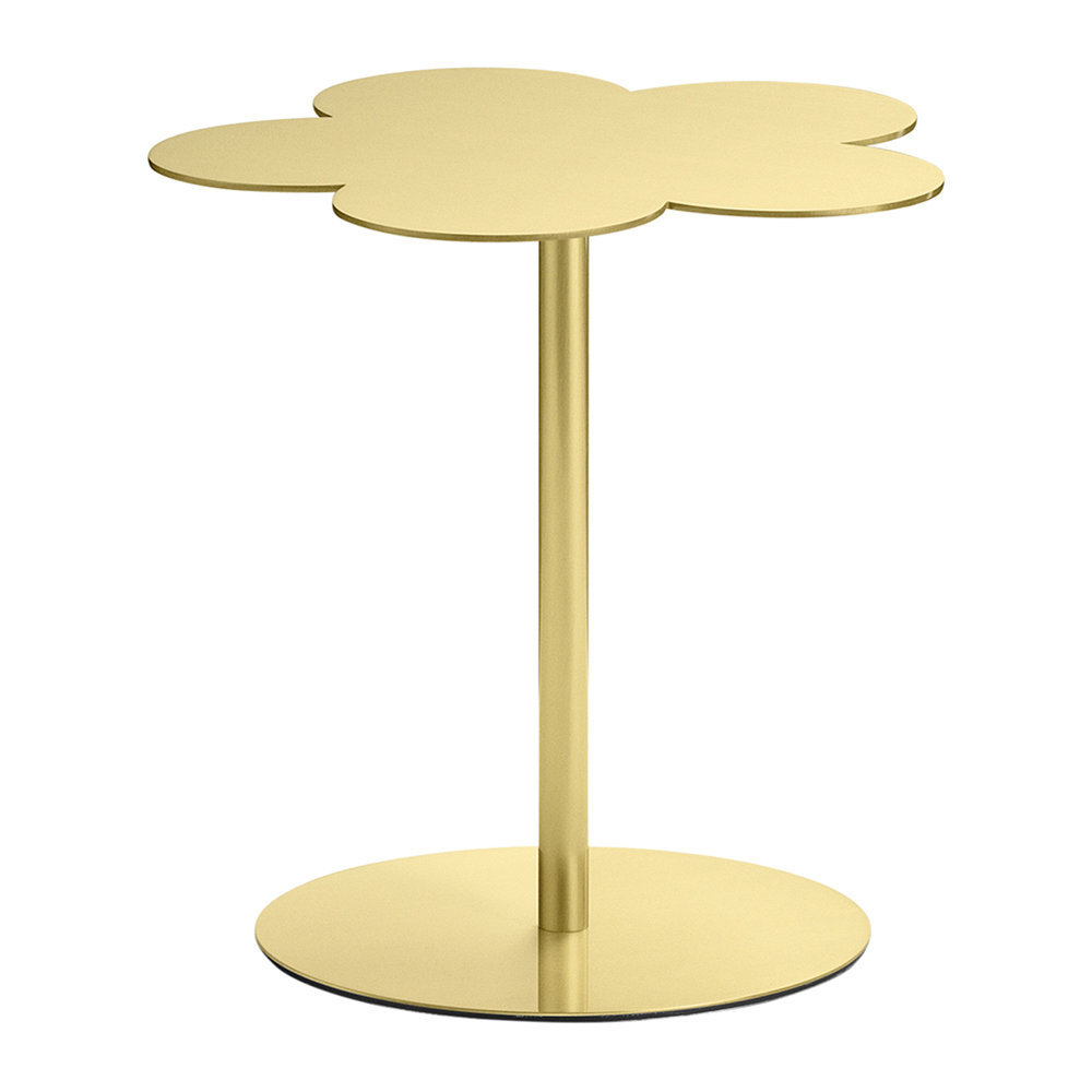 GHIDINI 1961 - Flowers Side Table - Brass by Ghidini, a Side Table for sale on Style Sourcebook