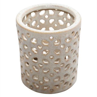 Alloy Hurricane Candle Holder Ceramic Assorted Whiskey Boyd Design by Whiskey Boyd Design, a Candle Holders for sale on Style Sourcebook