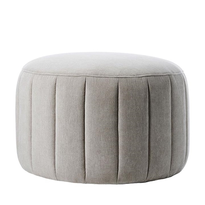Mercer   Reid Kensington Ottoman Small 60cm Natural By Adairs by Mercer   Reid, a Ottomans for sale on Style Sourcebook