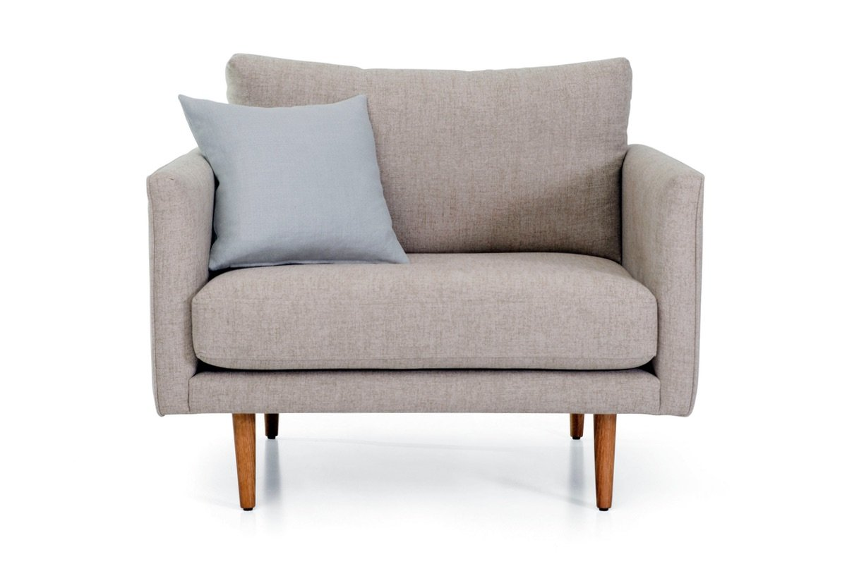 Nellie Sofa - 1.5 Seater Armchair by Urban Rhythm, a Sofas for sale on Style Sourcebook