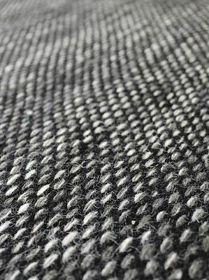Subi Floor Rug - Black/Grey by Urban Rhythm, a Contemporary Rugs for sale on Style Sourcebook