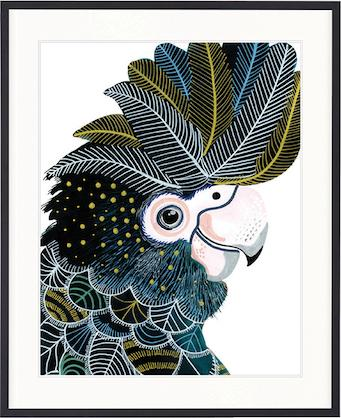 Yanbury Bird I Art by Urban Rhythm, a Prints for sale on Style Sourcebook
