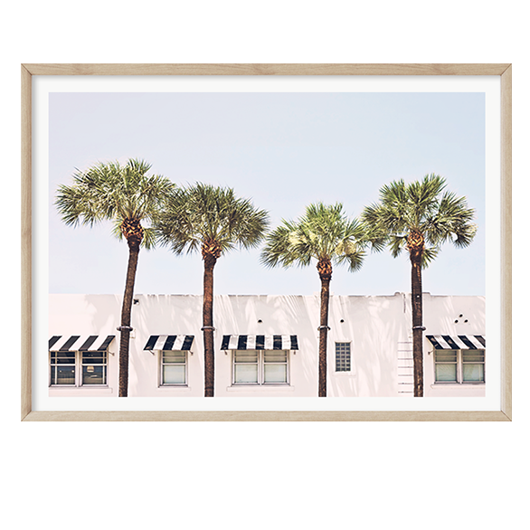 Miami Vacation by Boho Art & Styling, a Prints for sale on Style Sourcebook