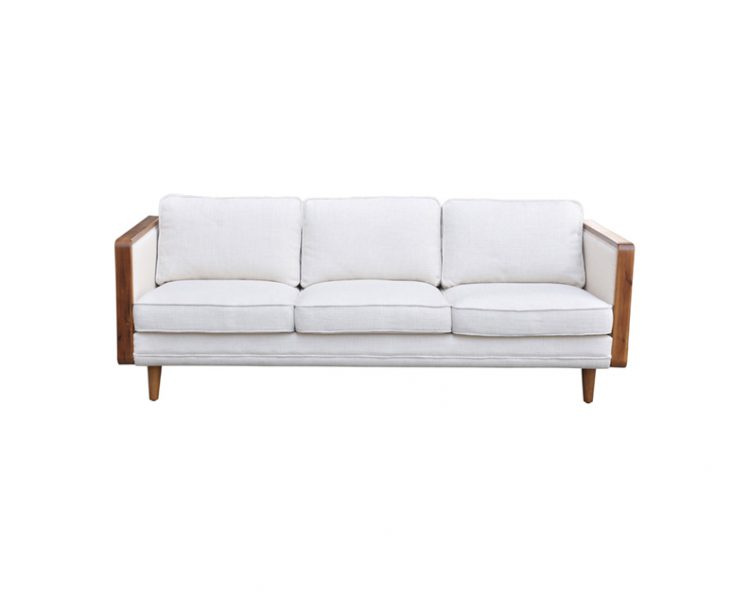 Nadia 3 Seat Sofa by Bay Leather Republic, a Sofas for sale on Style Sourcebook
