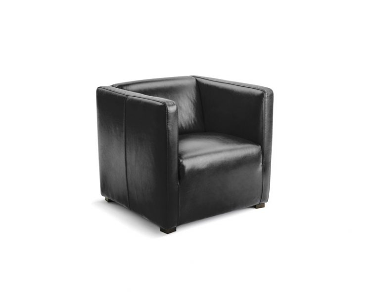 Hilton Armchair by Bay Leather Republic, a Chairs for sale on Style Sourcebook