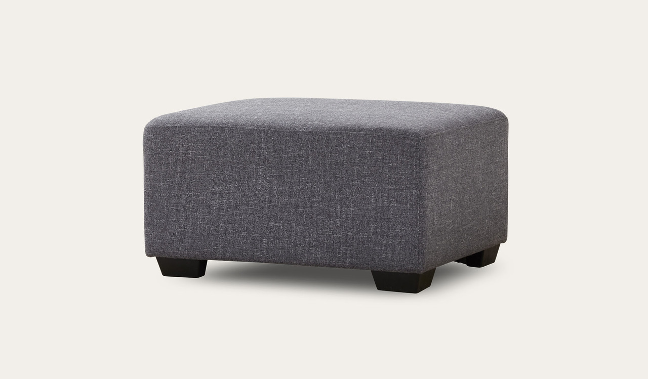 Ontario ottoman by Focus On Furniture, a Ottomans for sale on Style Sourcebook