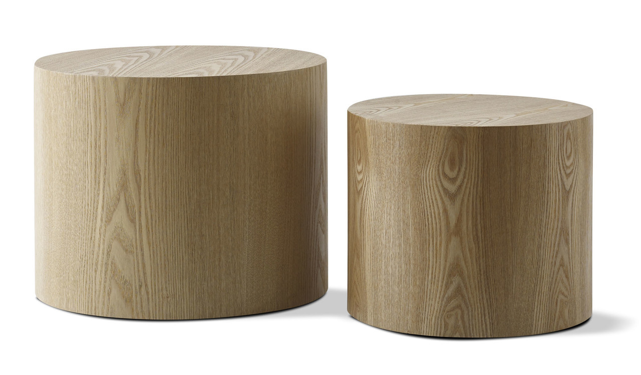 Sahara set of 2 side tables by Focus On Furniture, a Side Table for sale on Style Sourcebook