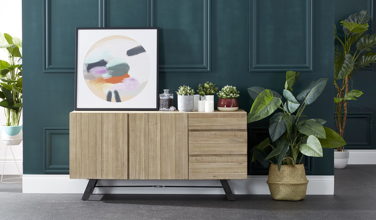 Bari buffet by Focus On Furniture, a Sideboards, Buffets & Trolleys for sale on Style Sourcebook