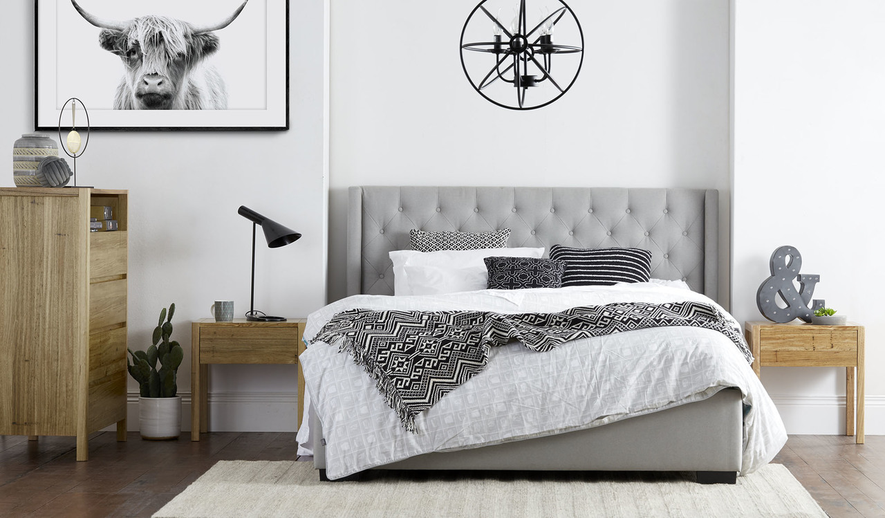 Amore 4 pce bedroom suite by Focus On Furniture, a Bedroom Sets & Suites for sale on Style Sourcebook