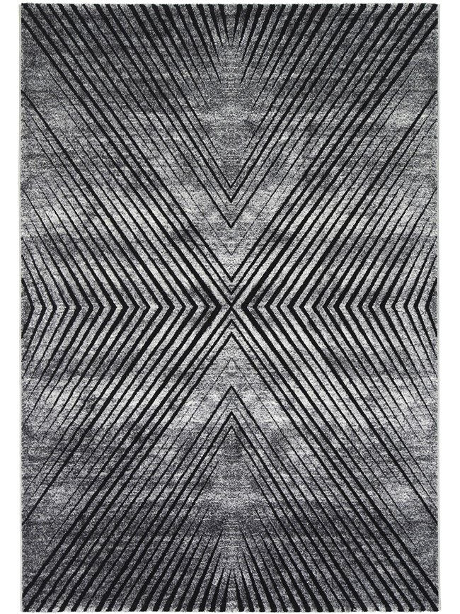 Madden Focal Grey Rug by DecoRug, a Contemporary Rugs for sale on Style Sourcebook