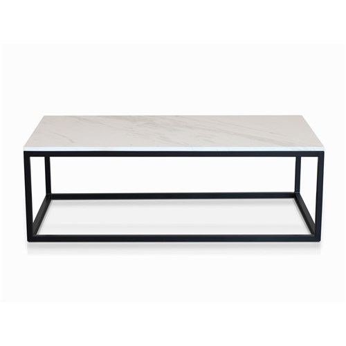 Byron White Marble Coffee Table by James Lane, a Coffee Table for sale on Style Sourcebook