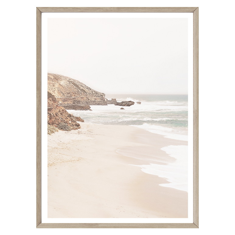 Peninsula Surf II by Boho Art & Styling, a Original Artwork for sale on Style Sourcebook