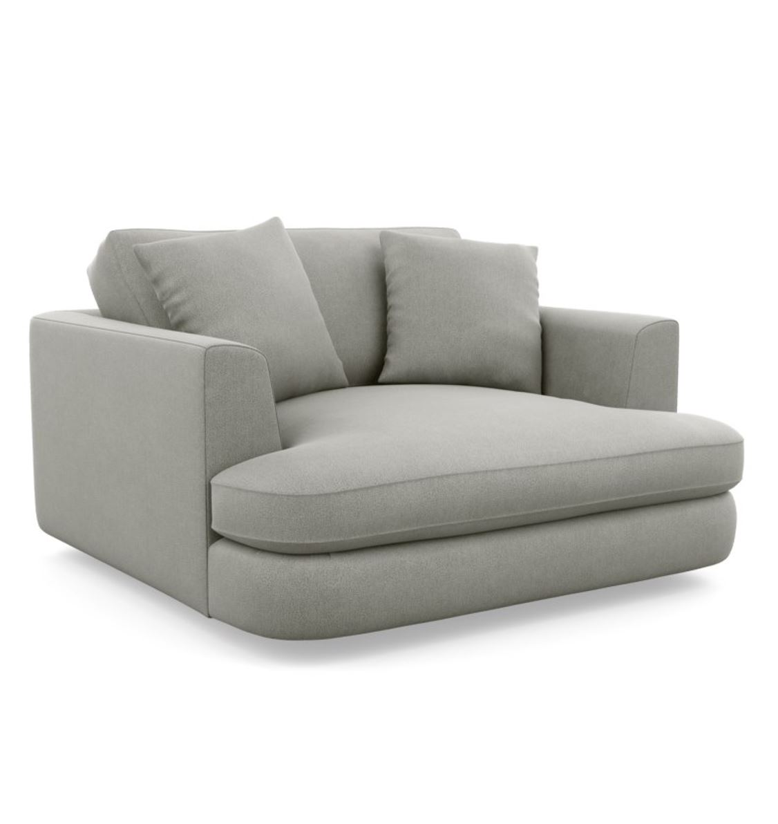 Napa Swivel Chair by Plush Think Sofas, a Chairs for sale on Style Sourcebook