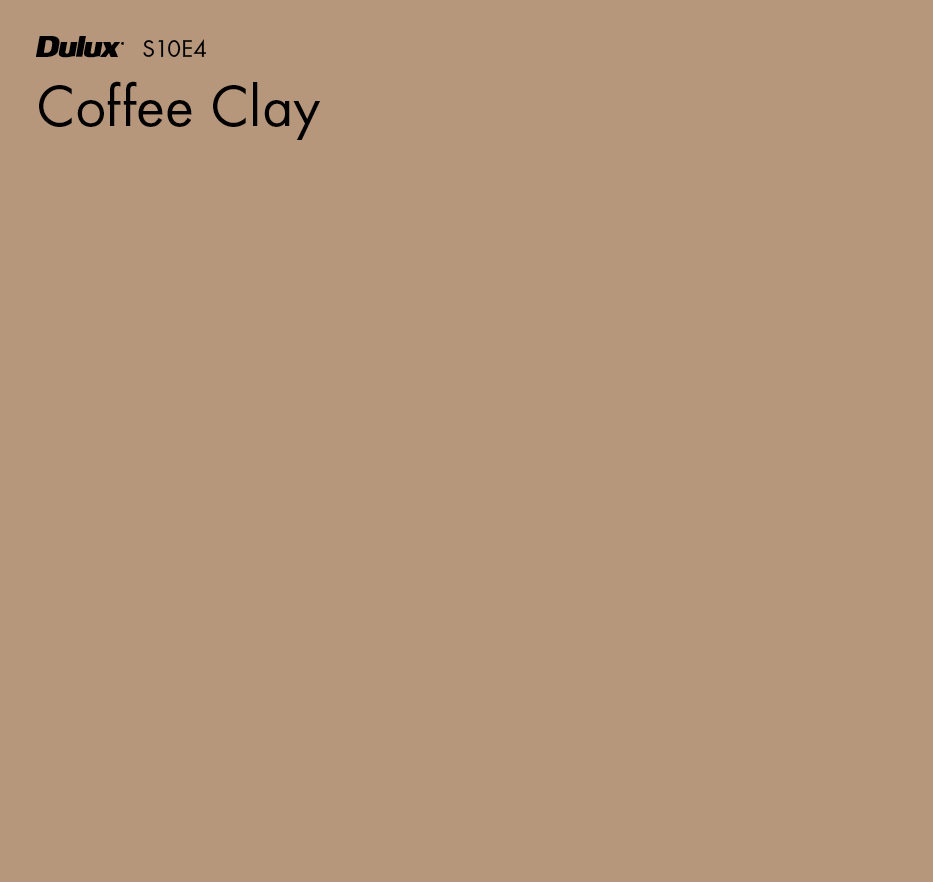 Coffee Clay by Dulux, a Browns for sale on Style Sourcebook